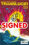 Translucid #1 Cover C Regular Jeff Stokely Cover Signed By Claudio Sanchez & Chondra Echert