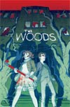 Woods #1 Cover D Incentive Paul Duffield Virgin Variant Cover