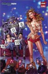 Grimm Fairy Tales Presents Wonderland Asylum #3 Cover D C2E2 Exclusive Abhishek Malsuni Variant Cover