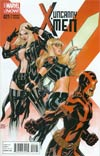 Uncanny X-Men Vol 3 #21 Cover B Incentive Terry Dodson Variant Cover