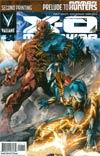 X-O Manowar Vol 3 #24 Cover C 2nd Ptg Diego Bernard Variant Cover (Armor Hunters Prelude)