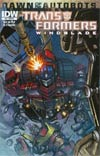 Transformers Windblade #2 Cover C Incentive Marcelo Matere Connecting Variant Cover (Dawn Of The Autobots Tie-In)
