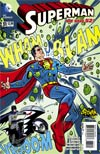Superman Vol 4 #31 Cover B Incentive Mike Allred Batman 66 Variant Cover (Superman Doomed Tie-In)