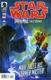 Star Wars Darth Maul Son Of Dathomir #4