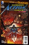 Action Comics Vol 2 #34 Cover A Regular Aaron Kuder Cover (Superman Doomed Tie-In)