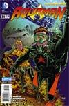 Aquaman Vol 5 #34 Cover B Variant DC Universe Selfie Cover