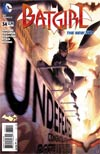 Batgirl Vol 4 #34 Cover A Regular Alex Garner Cover