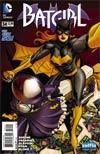 Batgirl Vol 4 #34 Cover B Variant DC Universe Selfie Cover
