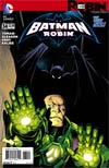 Batman And Robin Vol 2 #34 Cover A Regular Patrick Gleason Cover (Robin Rises Tie-In)