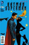 Batman Superman #14 Cover A Regular Jae Lee Cover