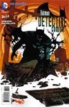 Detective Comics Vol 2 #34 Cover A Regular Francis Manapul Cover