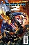 Earth 2 #26 Cover A Regular JG Jones Cover