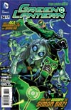 Green Lantern Vol 5 #34 Cover A Regular Billy Tan Cover