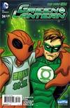 Green Lantern Vol 5 #34 Cover B Variant DC Universe Selfie Cover
