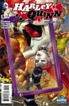 Harley Quinn Vol 2 #9 Cover B Variant DC Universe Selfie Cover