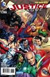 Justice League Vol 2 #34 Cover B Variant DC Universe Selfie Cover