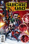 New Suicide Squad #2 Cover A Regular Jeremy Roberts Cover