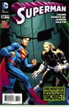Superman Vol 4 #34 Cover A Regular John Romita Jr Cover