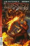 Jim Butchers Dresden Files War Cry #3