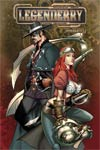 Legenderry A Steampunk Adventure #7 Cover A Regular Joe Benitez Cover