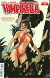 Vampirella Vol 5 #3 Cover A Regular Terry Dodson Cover