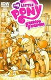 My Little Pony Friends Forever #8 Cover B Variant Andy Price Subscription Cover