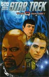 Star Trek (IDW) #36 Cover A Regular Tony Shasteen Cover