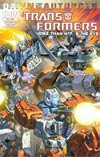 Transformers More Than Meets The Eye #32 Cover A Regular Alex Milne Cover (Dawn Of The Autobots Tie-In)
