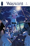 Wayward #1 Cover A 1st Ptg Steve Cummings & Ross A Campbell (Limit 1 Per Customer)