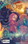 Fairy Quest Outcasts #1 Cover A Regular Humberto Ramos Cover