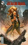 Grimm Fairy Tales Presents Realm War #2 Cover B Ken Lashley (Age Of Darkness Tie-In)