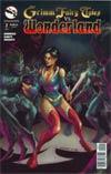Grimm Fairy Tales vs Wonderland #2 Cover A Emilio Laiso