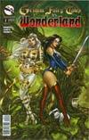 Grimm Fairy Tales vs Wonderland #2 Cover C Mike Krome