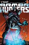 Armor Hunters #3 Cover A 1st Ptg Regular Doug Braithwaite Cover