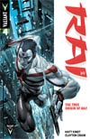 Rai Vol 2 #4 Cover A 1st Ptg Regular Clayton Crain Cover