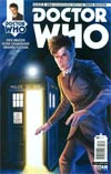 Doctor Who 10th Doctor #3 Cover A Regular Verity Glass Cover