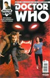 Doctor Who 10th Doctor #3 Cover B Variant Photo Subscription Cover