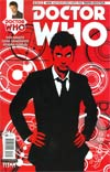 Doctor Who 10th Doctor #4 Cover B Variant Photo Subscription Cover