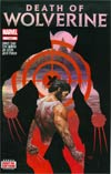 Death Of Wolverine #1 Cover A Regular Steve McNiven Cover