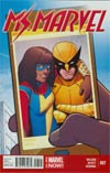 Ms Marvel Vol 3 #7