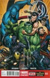 New Avengers Vol 3 #22 Cover A Regular Dale Keown Cover