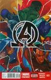 New Avengers Vol 3 #23