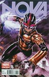Nova Special #1 Cover B Variant Mark Brooks Interlocking Cover