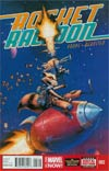 Rocket Raccoon Vol 2 #2 Cover A 1st Ptg Regular Skottie Young Cover