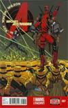 Secret Avengers Vol 3 #7