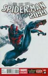 Spider-Man 2099 Vol 2 #2 Cover A 1st Ptg Regular Alexander Lozano Cover