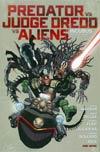 Predator vs Judge Dredd vs Aliens Incubus And Other Stories HC