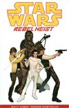 Star Wars Rebel Heist TP