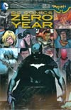 DC Comics Zero Year HC (New 52)