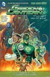 Green Lantern (New 52) Vol 5 Test Of Wills HC